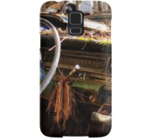 Nature Takes Over A Cadillac Samsung Galaxy Case/Skin