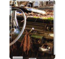 Nature Takes Over A Cadillac iPad Case/Skin