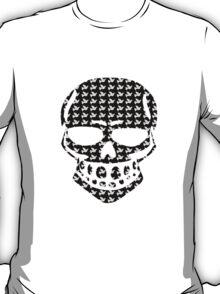 Peace dove Skull T-Shirt