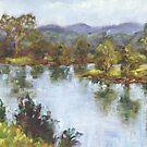 Hastings River, Wauchope by Terri Maddock