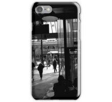 Hanging At Zeds iPhone Case/Skin
