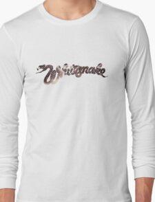 Whitesnake Long Sleeve T-Shirt