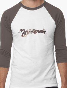 Whitesnake Men's Baseball ¾ T-Shirt
