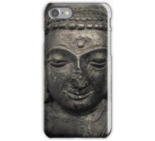 Ancient Buddha Statue iPhone Case/Skin