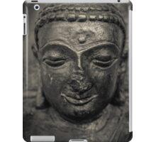 Ancient Buddha Statue iPad Case/Skin