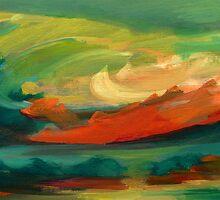 Landscape 1002 by Nurhilal Harsa