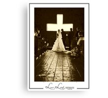 Weddings Canvas Print