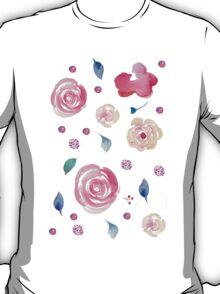 Springtime florals T-Shirt