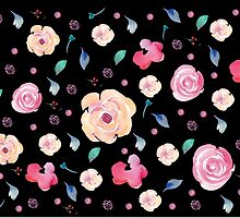 Springtime florals II by sevenroses