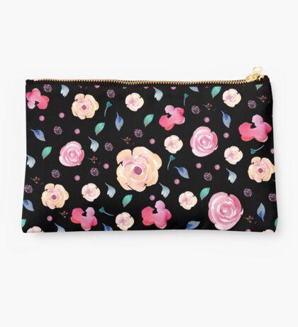 Springtime florals II Studio Pouch