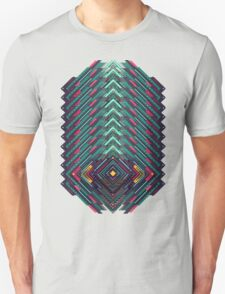 Shapes of triangles Unisex T-Shirt