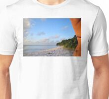 Palm Tattoo, Cocos Islands Unisex T-Shirt