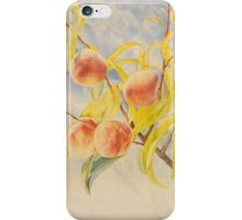 HENRY RODERICK NEWMAN - PEACHES iPhone Case/Skin
