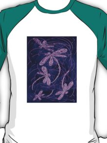 Dragonfly Disco T-Shirt