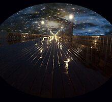 Galactic Boardwalk by CiipherZer0