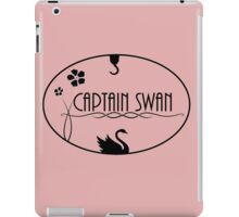 Captain Swan Together iPad Case/Skin