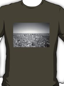 New York Skyline 3 T-Shirt