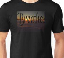 Breathe - Beach scene Unisex T-Shirt