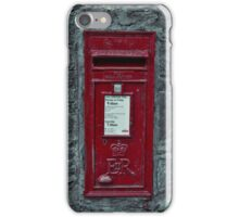 Post on your wall iPhone Case/Skin