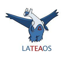 LaTEAos Latios Tea Mug by James Quinn