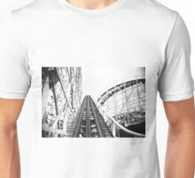 """The Cyclone"" Revere Beach, MA Unisex T-Shirt"