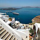 Views from Santorini by John44
