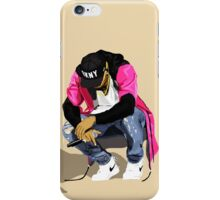 Chris Brown Artwork iPhone Case/Skin