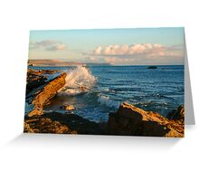 Isle of Perbeck - Mupe Ledges Greeting Card