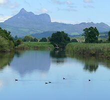 Mount warning, NSW by sudzi1111