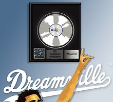 J.Cole Platinum Album Artwork by mikehanz