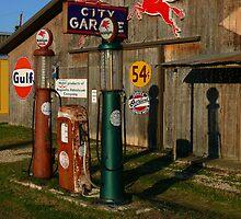City Garage by garytx