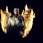 I Aint no Angel by Darren Bailey LRPS