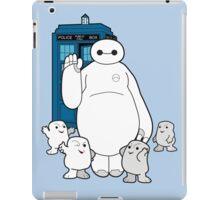 Big Hero Adipose iPad Case/Skin
