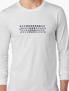 qwerty Long Sleeve T-Shirt