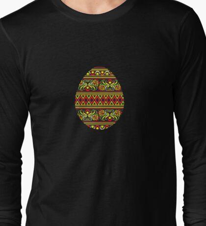easter egg_color Long Sleeve T-Shirt
