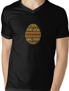 easter egg_color Mens V-Neck T-Shirt