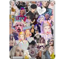 Max Malanaphy Collage iPad Case/Skin