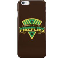 Serenity Valley Fireflies iPhone Case/Skin