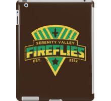 Serenity Valley Fireflies iPad Case/Skin