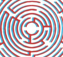 Maze Sticker