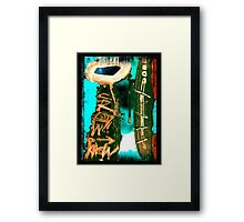 soul are totem Framed Print