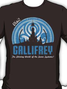 Visit Gallifrey T-Shirt