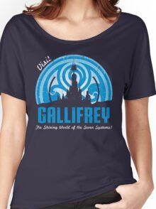 Visit Gallifrey Women's Relaxed Fit T-Shirt