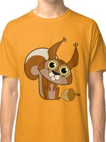 Squirrel and Nut Classic T-Shirt