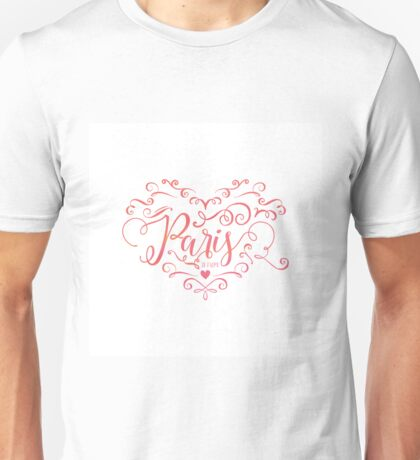 Oui, Paris! Unisex T-Shirt