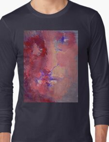 Fire Face  Long Sleeve T-Shirt