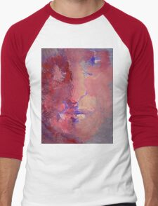 Fire Face  Men's Baseball ¾ T-Shirt