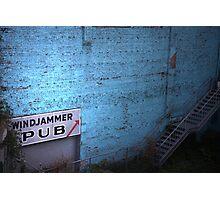 windjammer pub Photographic Print