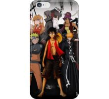 Anime Mix (3) iPhone Case/Skin