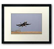 Power Take-Off Framed Print